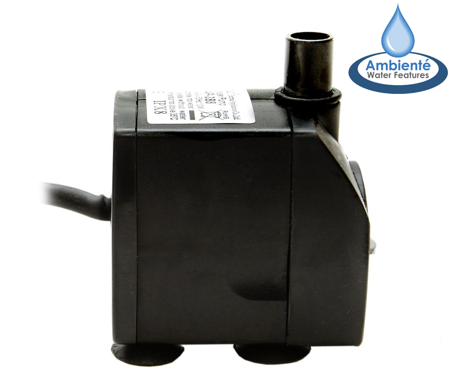 Water Feature Pumps 750 LPH - mains powered by Ambienté
