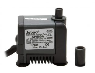 Water Feature Pumps 450 LPH - mains powered