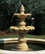 Neapolitan Double Fountain - Large