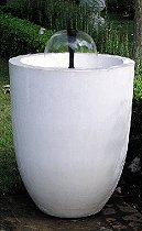 Contemporary Urn Fountain