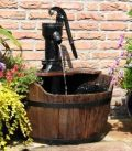 Barrel & Tub Water Features