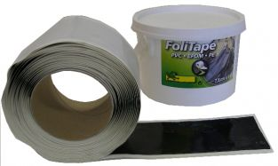 Pond Liner Joining Tape