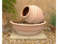 Minos - Self Contained Cretan Water Feature