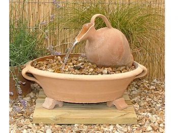 Zoi - Self Contained Cretan Water Feature