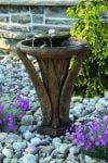 Massarelli Two Tier Meadows Fountain with Lights