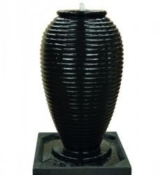 Ribbed Jar Fountain Water Feature W80cm x H143cm