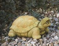 Large Turtle Spitter Cast Stone Water Feature H15cm x W22cm