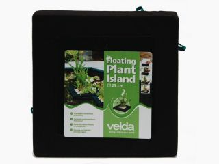 Floating Plant Island Square Pond Planter 25 x 25cm