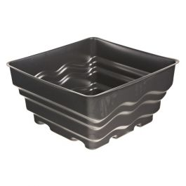 70L Square Plastic Reservoir - For Water Features