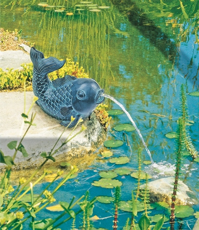 Little Fish Water Feature