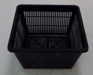 11cm Square Pond Basket
