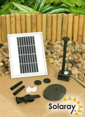 150LPH Solar Water Pump Kit by Solaray™