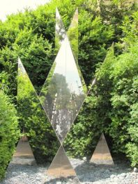Allison Armour Steel Teepee Water Feature