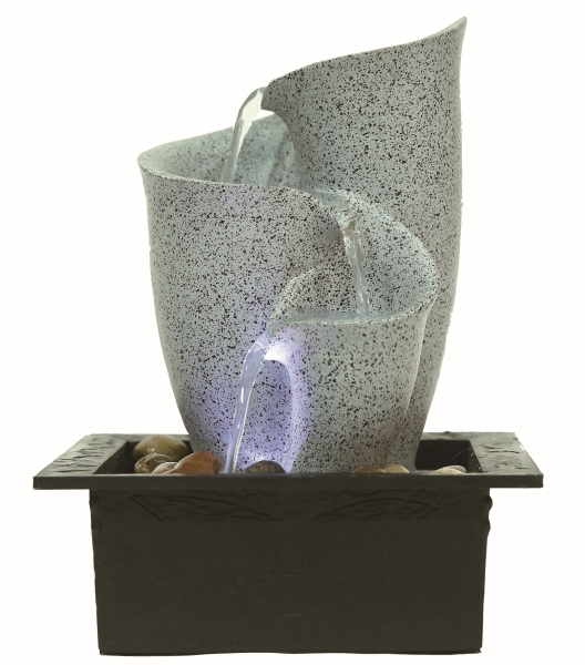 Pareto Tabletop Water Feature
