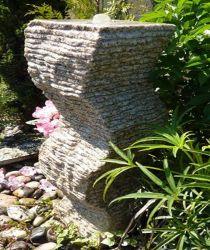 Cascading Wave Water Feature