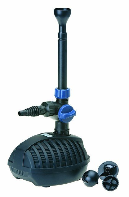 Oase Aquarius Start Fountain Set 1500lph Water Feature Pump