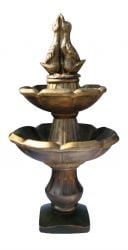 2 Tier Duck Cascading Water Feature