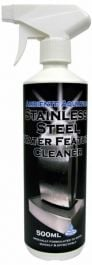 Stainless Steel Water Feature Cleaner by Ambienté