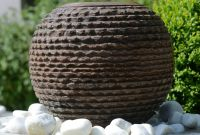 Foras Bliss 50cm Sphere Inca Shark Water Feature