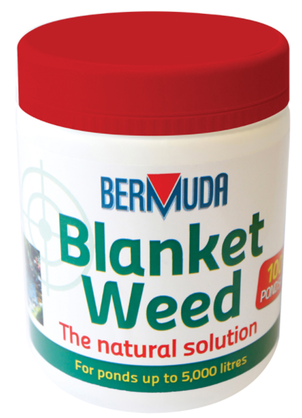 Bermuda Blanketweed Pond Treatment - 400g