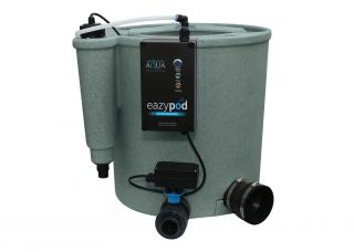 10,000L Evolution Aqua EasyPod Automatic Pond Clarifier in Green