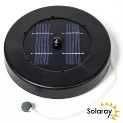 100LPH Floating Solar Oxygenator / Pond Aerator by Solaray