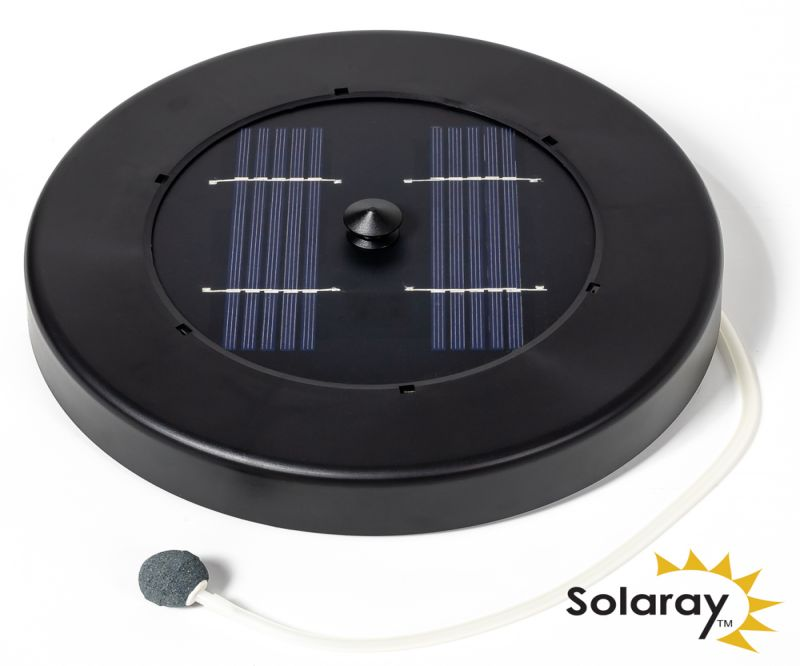 Floating Solar Oxygenator / Pond Aerator (150LPH) by Solaray™