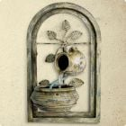 Florence Wall Hanging Water Feature