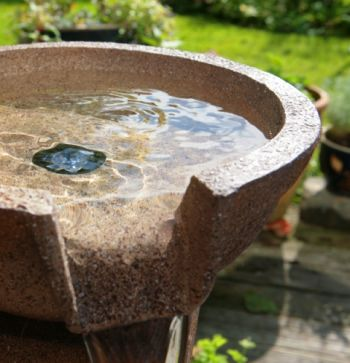 Kendal Three Tier Cascade Water Feature with Lights - H85cm