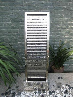 Manila Stainless Steel Water Feature