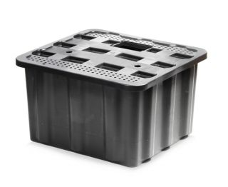 110L Heavy-Duty Plastic Reservoir - For Water Features
