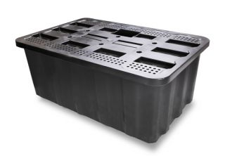 200L Heavy-Duty Plastic Reservoir - For Water Features