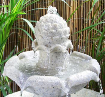 Sandstone Effect 3 Tier Fountain
