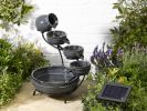 Smart Solar Aphrodite Ceramic Water Feature