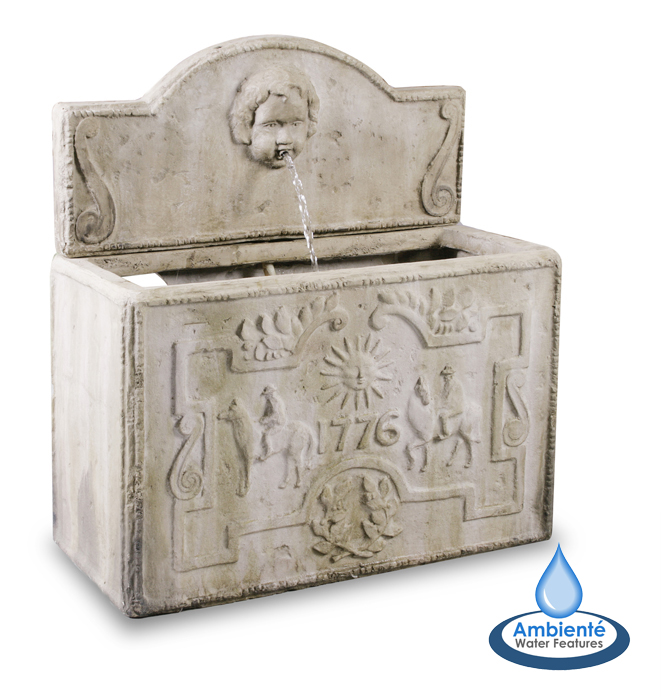 Empire Tank Fountain Water Feature by Ambienté™ - H70cm