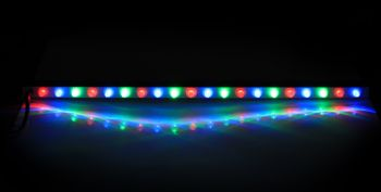 120cm Colour Changing LED Strip Light with Remote Control for Blade Water Features
