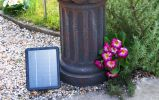 1.1m Minel Solar Bird Bath Water Feature by Solaray™