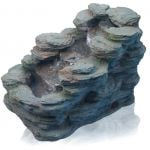 Stoneywell Rock Cascade Water Feature with Lights by Ambient� - L52.5cm