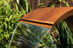 Sentosa 65cm (2ft 1in) Corten Steel Cascade (No Reservoir)