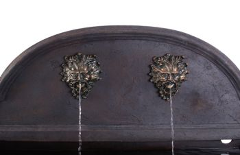 Sintra Trough Water Feature with Poseidon Spouts W150cm x H66cm