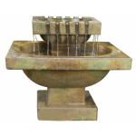 Chateau Fountain inc Light - Relic Nebbia From Henri Studios