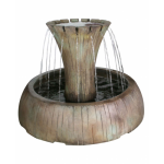 Radiance Fountain - Relic Nebbia From Henri Studios