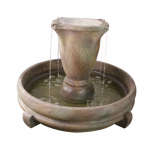 Overflowing Vase Fountain - Relic Nebbia From Henri Studios