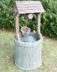 Tenby Wishing Well Water Feature H91cm by Ambienté™