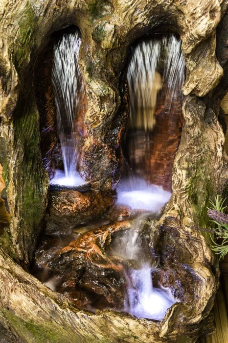 1m Colorado Falls Cascade Water Features With Lights By Ambient 233 163 329 99