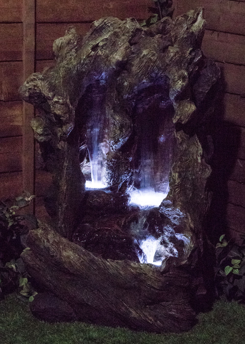 1m Colorado Falls Cascade Water Features With Lights By