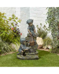 Pouring Children Water Feature