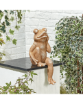 Sitting Frog Water Feature