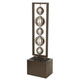 Ravenna Zinc Metal Water Feature