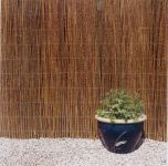 "3m x 1.2m Willow Fencing Screening Roll by Papillon (9ft 10"" x 3ft 11"")"